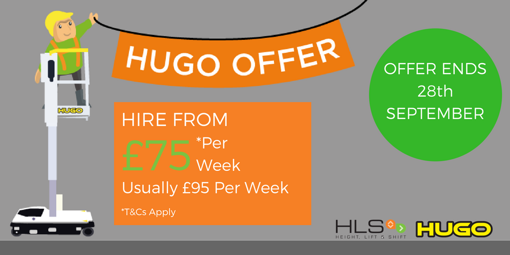 Hugo holiday Hire Offer