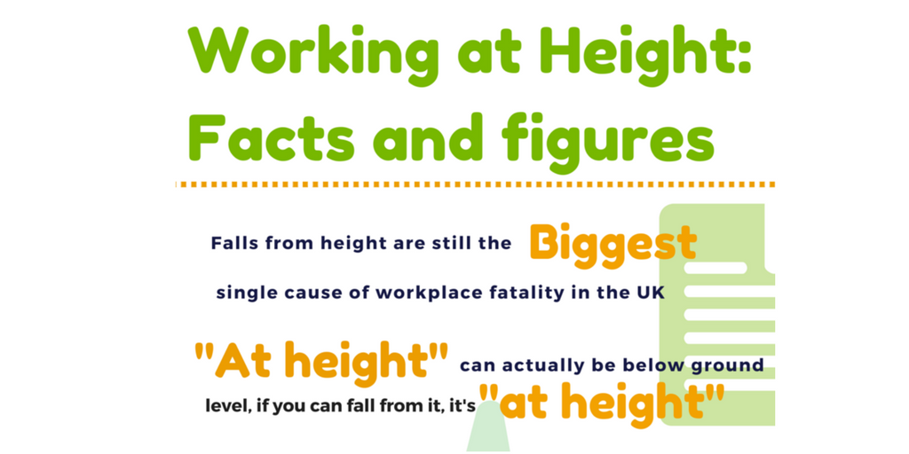 Working at height: The facts and figures