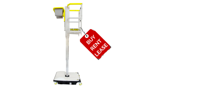 Should You Buy, Lease or Rent Powered Access Platforms?