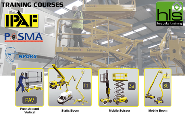 When do you need training to operate access platforms?