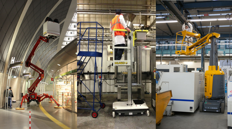10 Benefits of Hiring Powered Access Platforms
