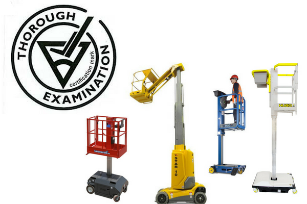 Thorough Examination for Powered Access Platforms (LOLER Regulations)