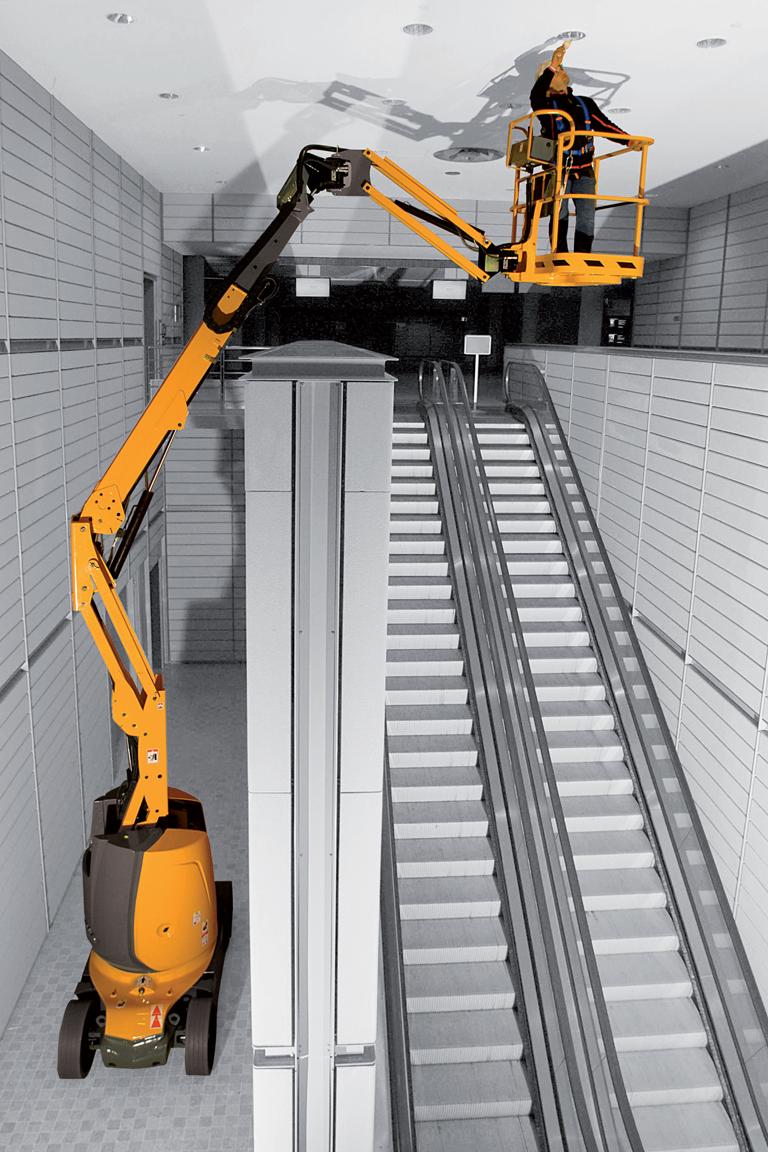 Haulotte-electric-articulating-boom-lift-HA12CJ