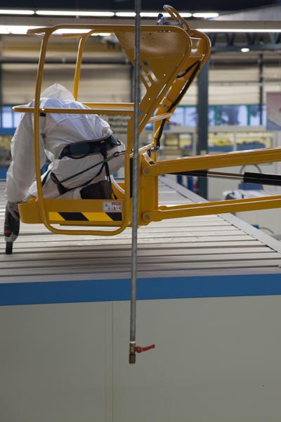 Haulotte Star 10 maintenance of fixed plant equipment