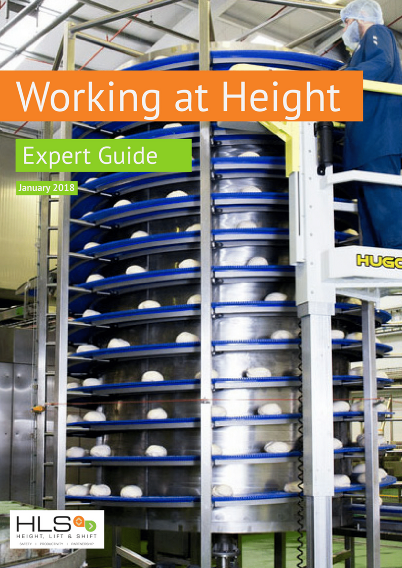 Expert Guide to working at height