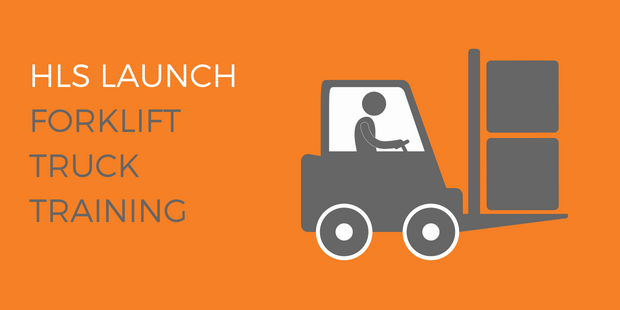 HLS Launch Forklift Truck Training