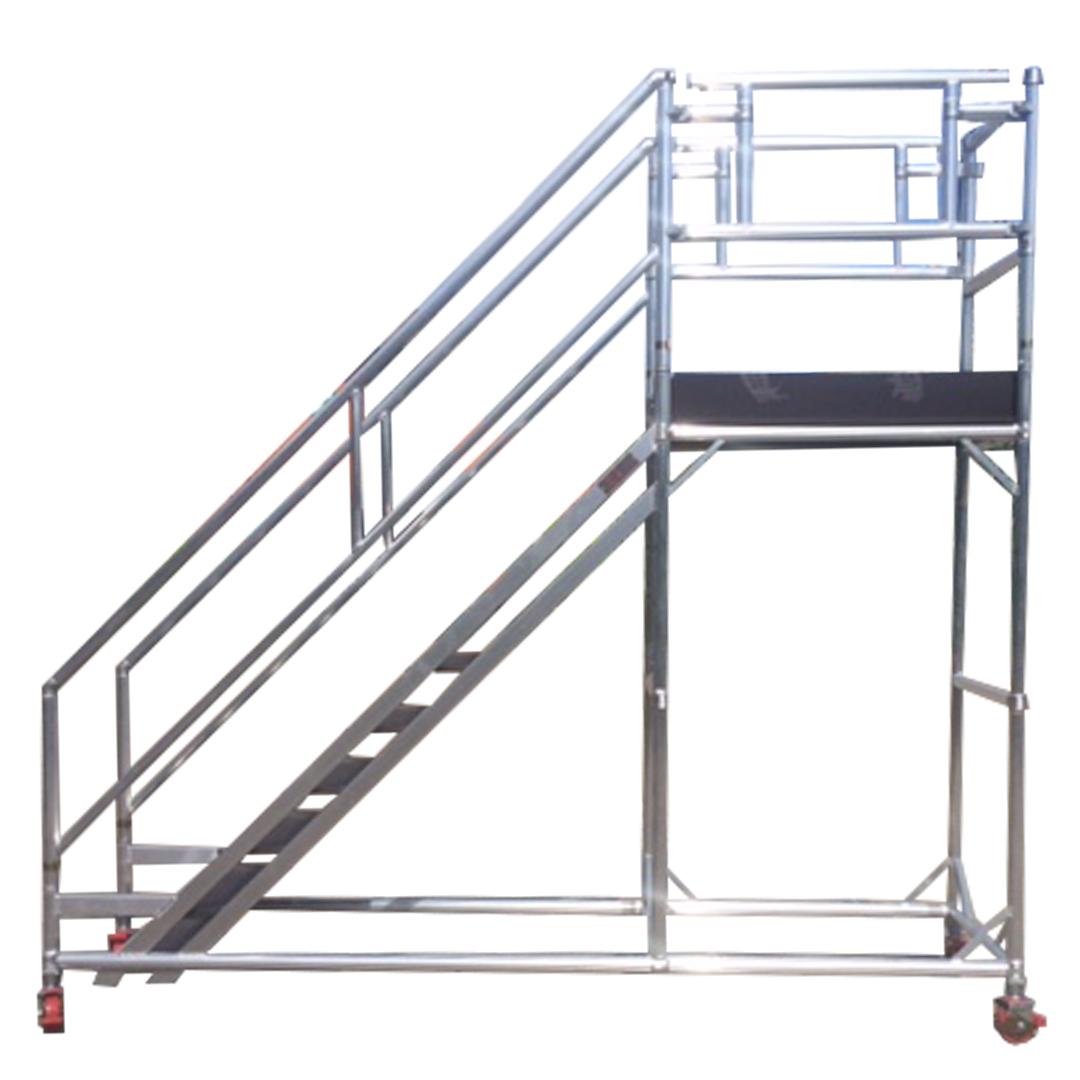 Mobile Platform Step