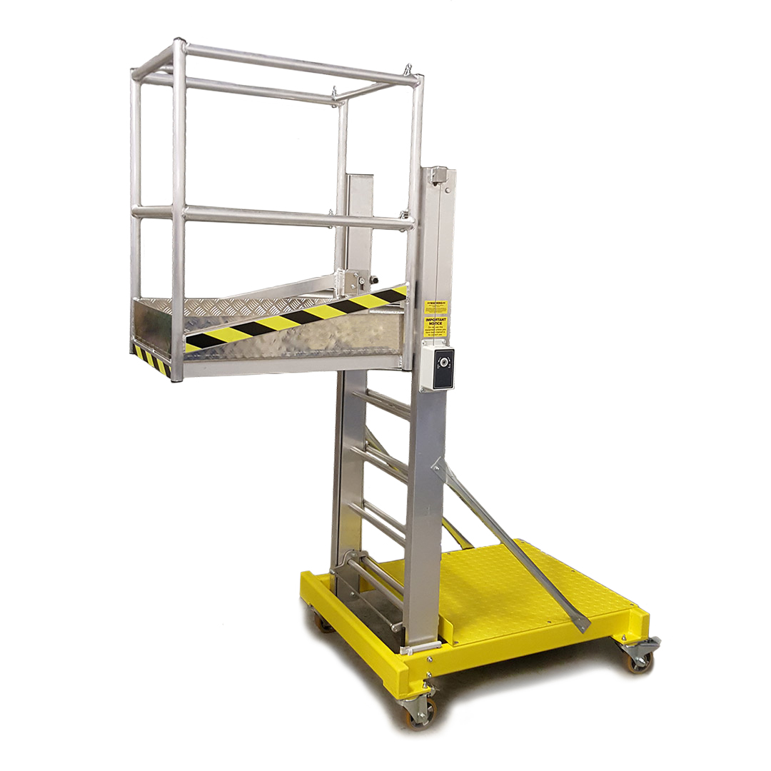 HLS Cantilever Platform