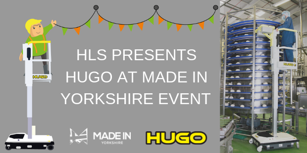 HLS Presents Hugo at Made in Yorkshire Event