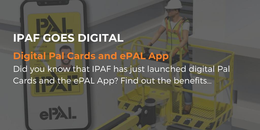 IPAF Goes Digital