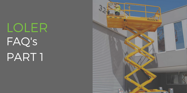Lifting Operations & Lifting Equipment Regulations (LOLER) FAQs Part 1