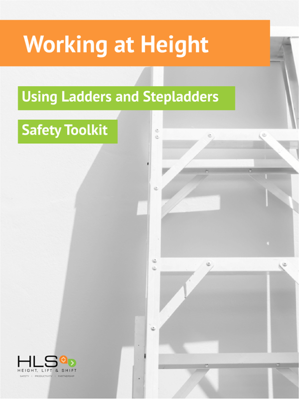 using steps and ladders toolkit