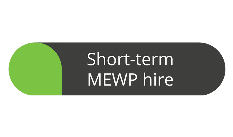 Short-term MEWP hire