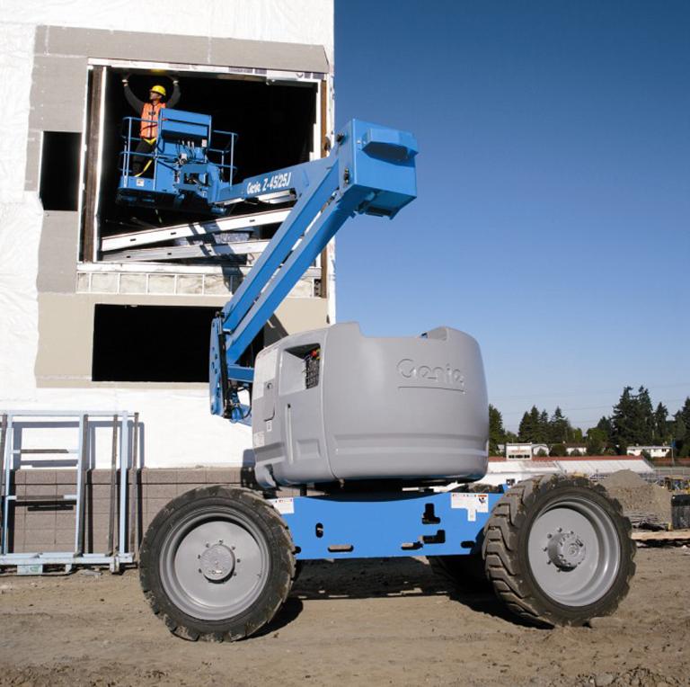 Cherry picker Z-4525RT boom lift