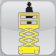 HLS mobile access equipment self propelled scissor lifts