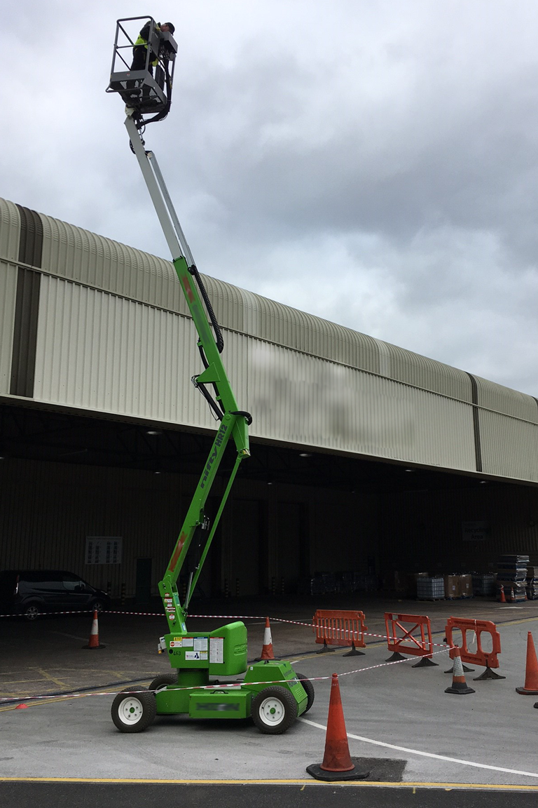 HLS IPAF operator training 3b mobile boom lifts