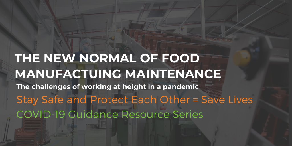 The new normal of food manufacturing maintenance