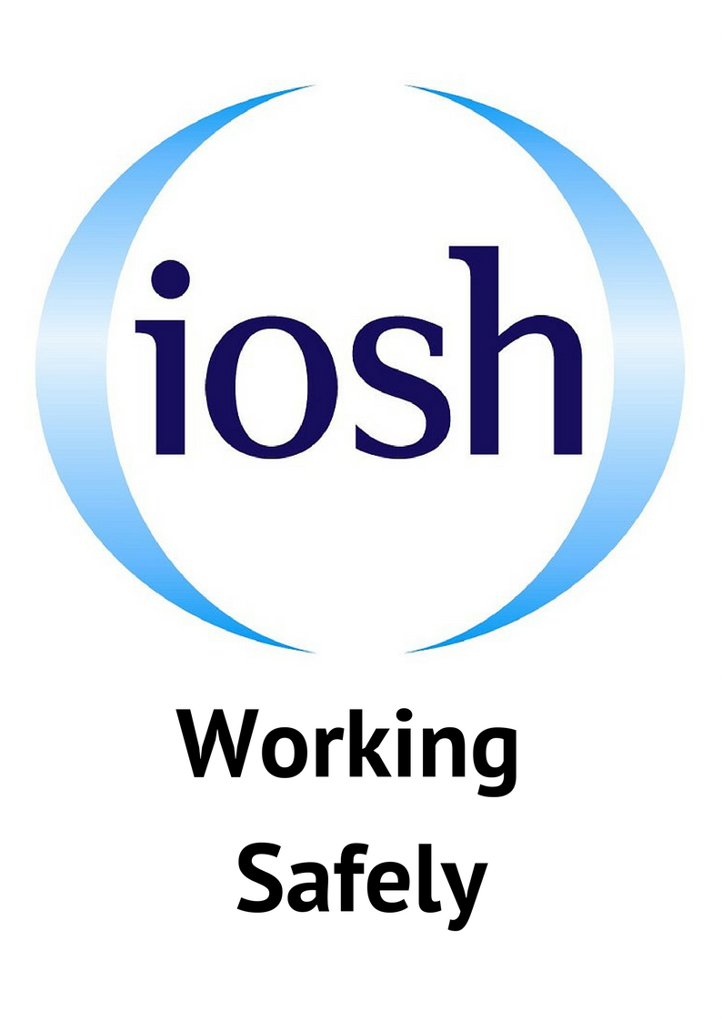 IOSH Working safely logo