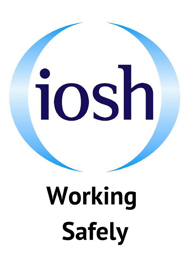 IOSH Working safely logo