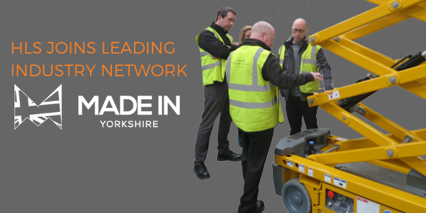 HLS joins leading Yorkshire industry network